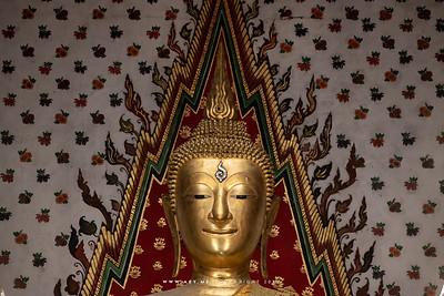 Phra Buddha Thampunutamahaburut Lakkana Asittayanubut, Phra Vihara, Wat Arun Ratchawararam