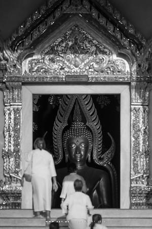 Phra Vihara Sudhitham Rungsri, Wat Asokaram, Samut Prakarn