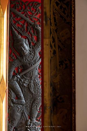 Cloister, Wat Benchamabophit