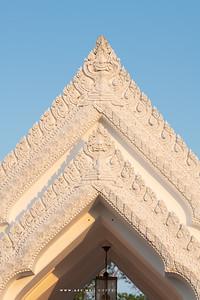 Wat Benchamabophit (The Marbel Temple)