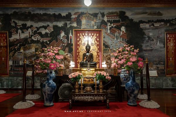 Song Phanuat Throne Hall, Wat Benchamabophit