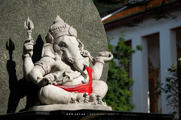 Ganesha, the College of Dramatic Arts