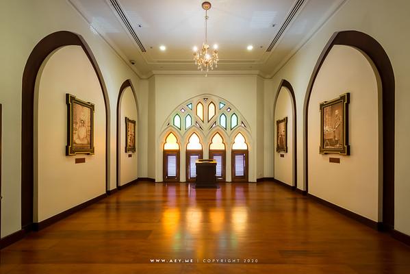 Museum & Library, Wat Bowonniwet