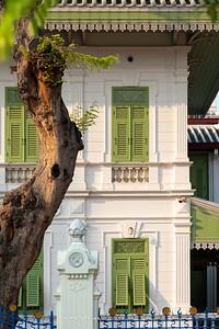 Phra Tamnak Chan, Wat Bowonniwet