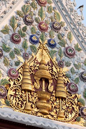 Vihara Phra Sasada, Wat Bowonniwet