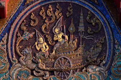 Phra Ubosot, Wat Buppharam