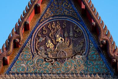 Wat Buppharam, Thonburi