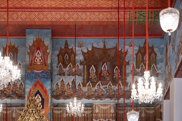 Phra Ubosot, Wat Chana Songkhram