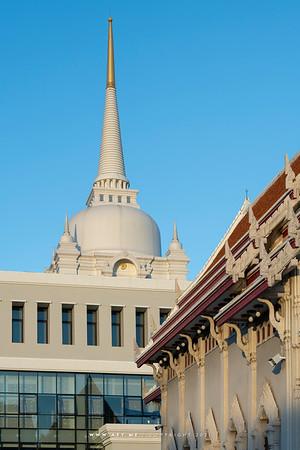 Panyanundhanusorn, Wat Chol Prathan Rangsarit