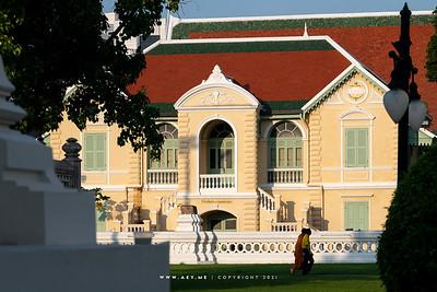 Buddhist Museum, Wat Debsirin