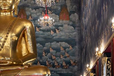 Mural Painting, Wat Devarajkunchon