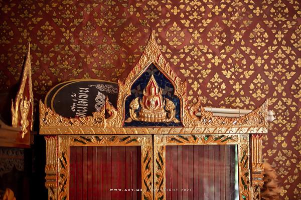 Tripitaka Hall, Wat Mai Thongsen