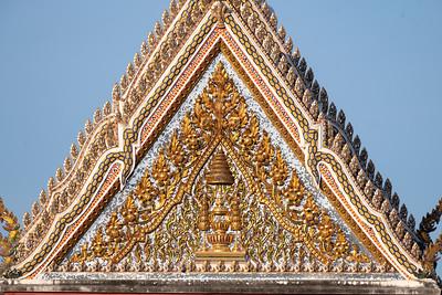 The Insignia of King Rama IV, Phra Vihara, Wat Makut Kasatriyaram