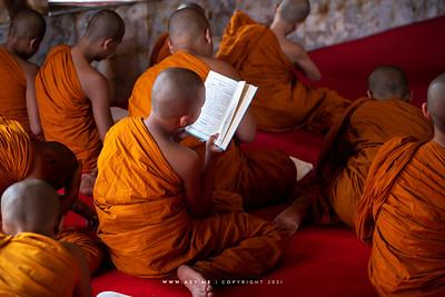Novices, Wat Molilokkayaram
