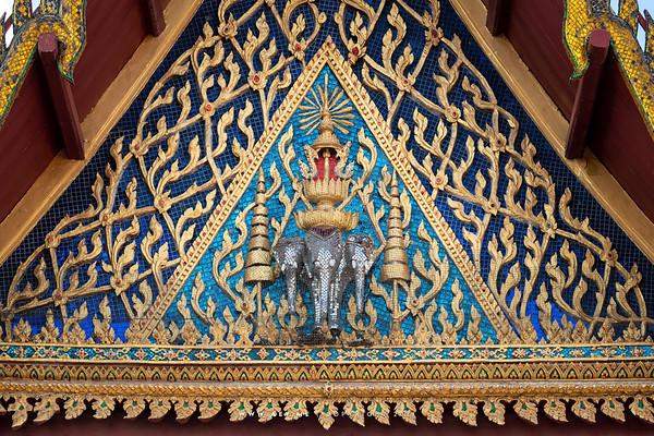 The Insignia of King Rama IV, Wat Molilokkayaram
