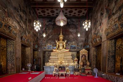 Phra Buddha Maha Chakrapat, Phra Ubosot Wat Nangnong