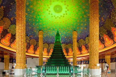 Phra Mahachedi Maharatchamongkol, Wat Paknam Phasi Charoen