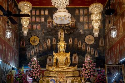 Phra Buddha Mahachanok, Wat Pathum Khongkha