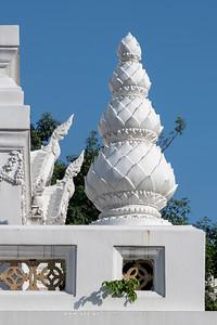 Phra Chedi, Wat Pathum Wanaram พระเจดีย์ วัดปทุมวนารามราชวรวิหาร