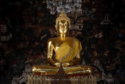 Phra Buddha Theva Patimakorn, Phra Ubosot, Wat Pho (Wat Phra Chetuphon)
