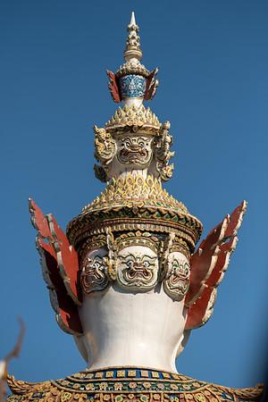 Sahassadeja Demon, Wat Phra Sri Rattana Satsadaram (Wat Phra Kaew), Grand Palace