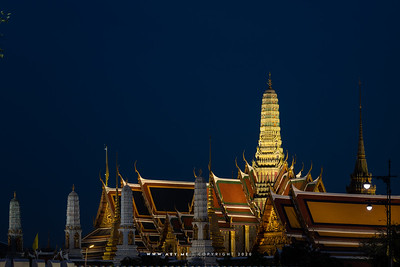 Wat Phra Kaew, Grand Palace