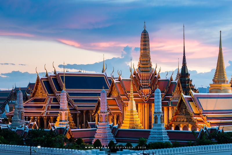 Wat Phra Sri Rattana Satsadaram (Wat Phra Kaew), Grand Palace