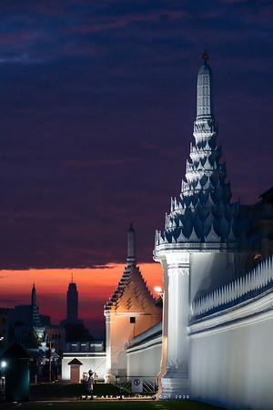 A Morning at the Grand Palace