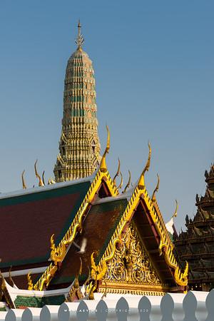 Hor Phra Monthian Dharma, Wat Phra Sri Rattana Satsadaram (Wat Phra Kaew) Grand Palace