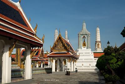 Hor Phra Gandhararat, Wat Phra Sri Rattana Satsadaram (Wat Phra Kaew), Grand Palace