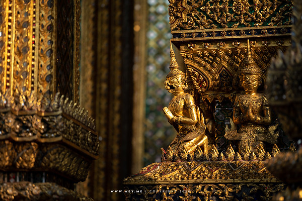 Phra Mondop, Wat Phra Sri Rattana Satsadaram (Wat Phra Kaew), Grand Palace