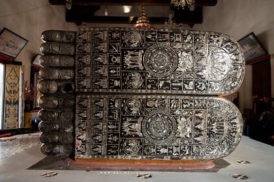 Reclining Buddha, Wat Prodket Chedtharam
