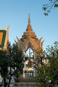 Bell Tower, Wat Ratchabophit