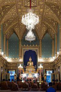 Phra Buddha Angkhiros, Wat Ratchabophit