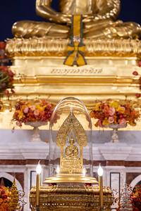 Phra Nirantarai, Wat Ratchabophit