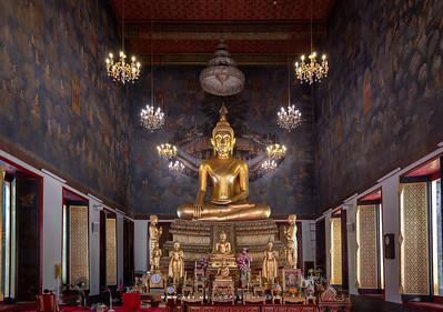 Phra Setthatamamuni, Phra Ubosot, Wat Ratchanatdaram