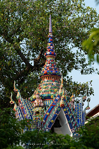 Bell Tower, Wat Ratchapradit