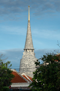 Phra Chedi, Wat Ratchapradit