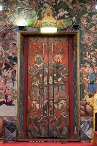 Phra Ubosot, Wat Saket