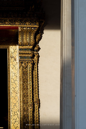 Phra Ubosot, Wat Saket พระอุโบสถ