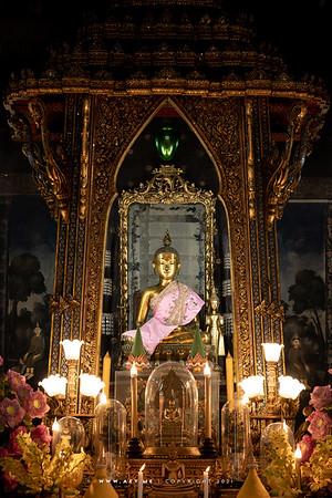 Phra Ubosot, Wat Somanas พระสัมพุทฺธสิริ พระอุโบสถ วัดโสมนัสราชวรวิหาร