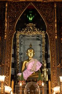 Phra Ubosot, Wat Somanas