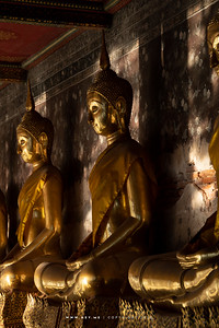 Cloister, Wat Suthat Thepwararam