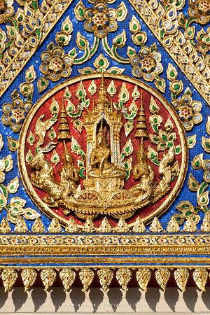 Phra Ubosot, Wat Suthat Thepwararam
