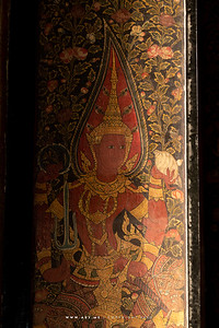 Narayana on Garuda, Wat Suthat Thepwararam