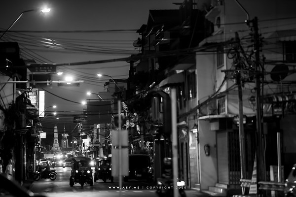 A Night in Bangkok