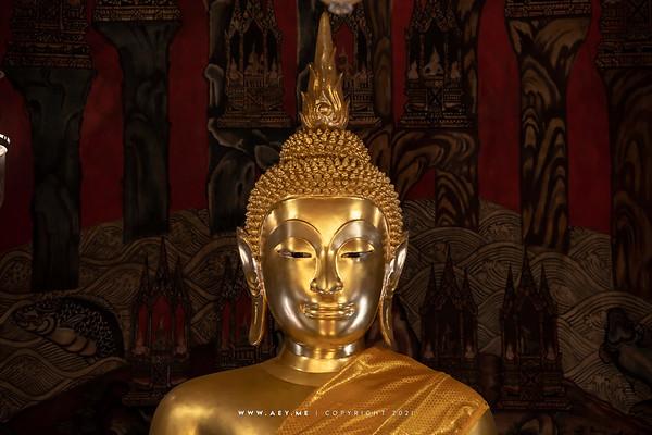 Phra Ubosot, Wat Thong Thammachat