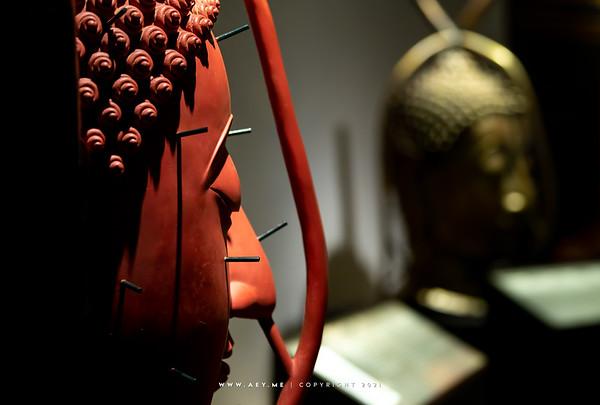 Exhibition of the Golden Buddha, Wat Traimit