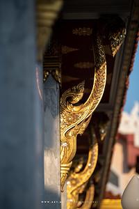 Phra Ubosot, Wat Tri Thotsathep