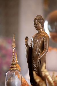 Phra Maha Mondop, Wat Traimit